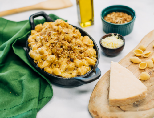 Barley+ Truffled Mac and Cheese